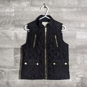 Copper Key Quilted Vest